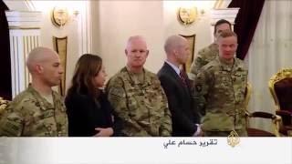 تعاون عسكري بين أميركا وإقليم كردستان العراق