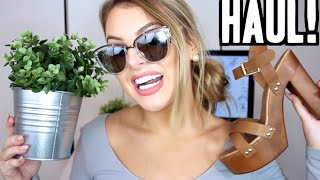 HUGE HAUL! IKEA, KMART, GYM WEAR, MAKEUP & MORE!