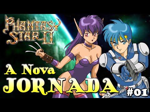 Phantasy Star II Ep. 01 - A Nova Jornada