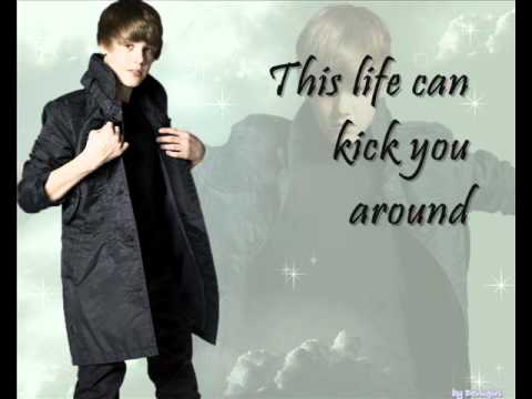 Justin Bieber Born To Be Somebody with Lyrics