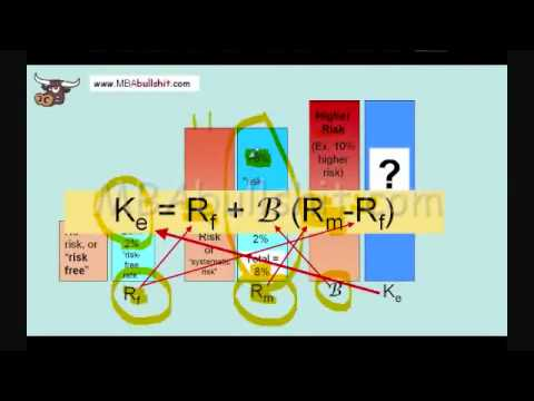 Part 2 - CAPM What is Capital Asset Pricing Model Explained (complete until end)