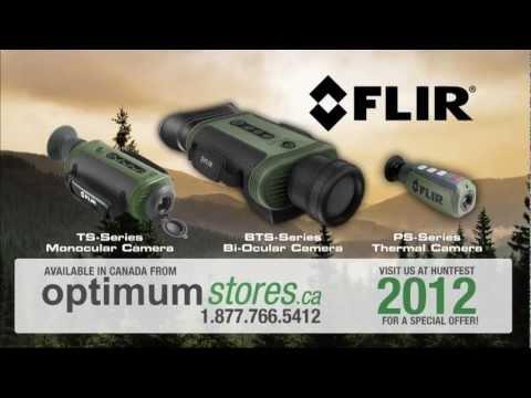 FLIR Thermal Night Vision: Scout Series