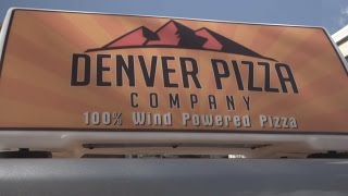 Wind-Powered Business: Denver Pizza Company