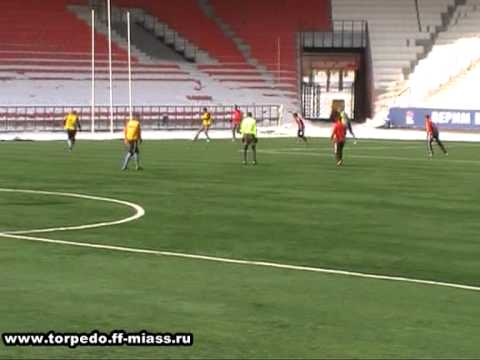 Академия-95 (Челябинск) - Торпедо. 31.03.11