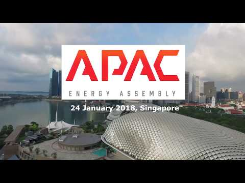 2018 Asia Pacific Energy Assembly Highlights