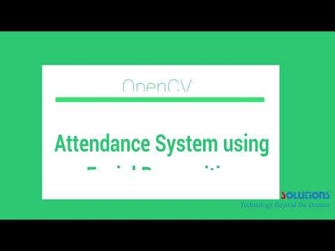 A Conceptual Model for Automated Attendance Marking System