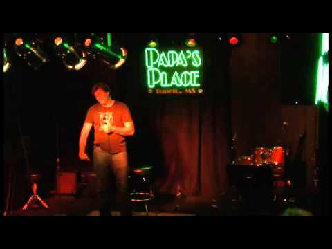 Short People vs. Tall People Comedy by Scott White Comedian