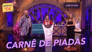Tiago e Patricia Abravanel em disputa familiar  | Lady Night | Nova Temporada | Humor Multishow