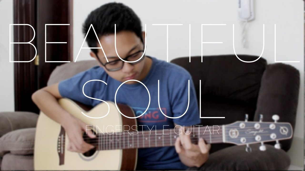 how to play beautiful soul on guitar