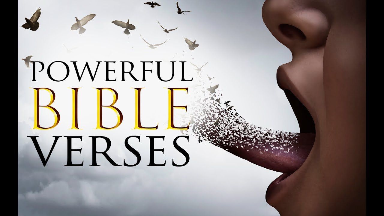 Your Word's Are Alive - Be Careful Of What You Say  : Powerful Verses To Change Your Life