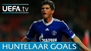 With over 250 appearances for schalke and ajax, it promises to be a special night klaas-jan huntelaar when the german side visit amsterdam arena in t...