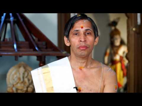 Punartham I October 2016 I Kanippayyur Narayanan Namboodiripad