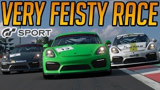 Gran Turismo Sport: That's Some Feisty Racing