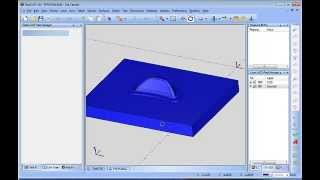 BobCAD-CAM V25: How to Control the Z Start and Stop Position on 3D Tool Paths
