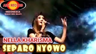 Gambar cover Nella Kharisma - Separo Nyowo (Official Music Video) - The Rosta - Aini Record