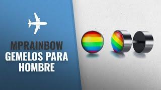 Mprainbow 2018 Mejores Ventas: LGBT Relationship Earrings/Gay Lesibian Studs Earrings/Pride Princess