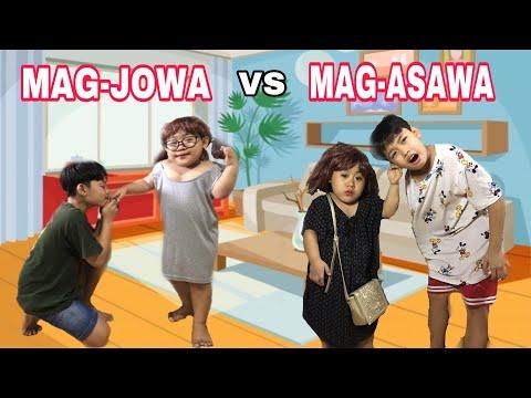 MAG JOWA VS MAG ASAWA( LAPTRIP TO PRAMIS) ||SAMMY MANESE||