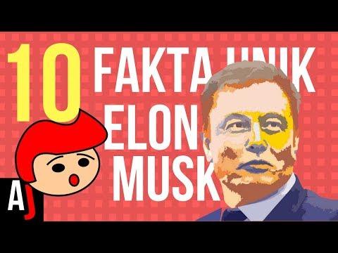 BIKIN KAGET!! Ini dia 10 Fakta Mengejutkan tentang Elon Musk (Iron Man di Dunia Nyata)