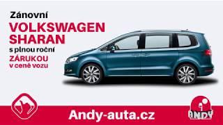 Zánovní Volkswagen Sharan - Andy Auta