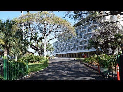 Keauhou Beach Hotel Blessed Before Demolition May 5 2017