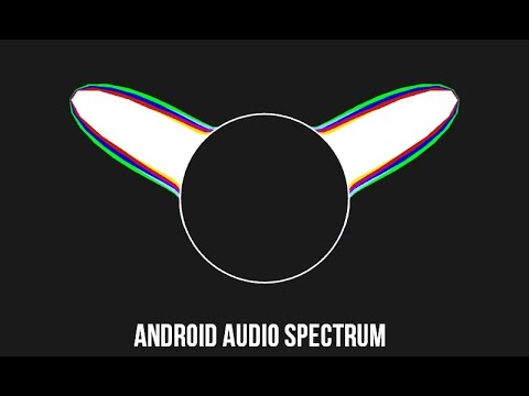Trap Nation Audio Spectrum On Android Avee Music Player
