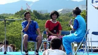 ゲストは加地亮と片桐はいりと遠藤保仁.