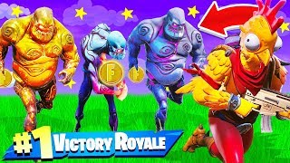 STEAL the COINS from the ZOMBIES Fortnite Creative Mode