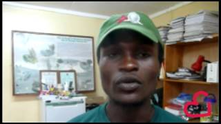 Elvis Muni, Tanzanian resident and creator of Chile to Kili Thumbnail