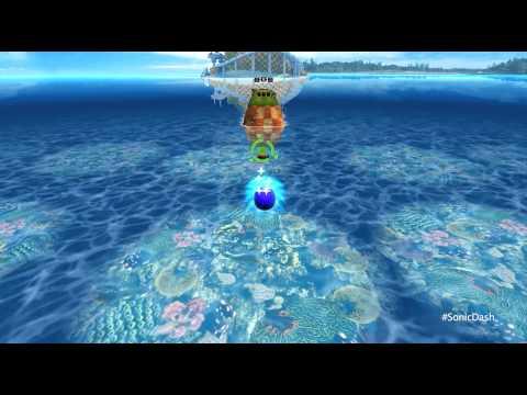 Sonic Dash™ Android (Français)