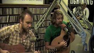 Donavon Frankenreiter - Your Heart - Live at Lightning 100 studio
