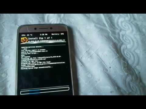 How To Get Back To Stock Rom And Recovery In Le 2 X526