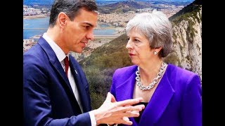 Jesús Á.Rojo:Pedro Sánchez renuncia a la soberanía de Gibraltar por un carguillo en la UE