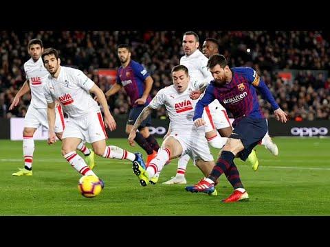 Messi reforça a `lenda` ao chegar aos 400 golos na Liga Espanhola