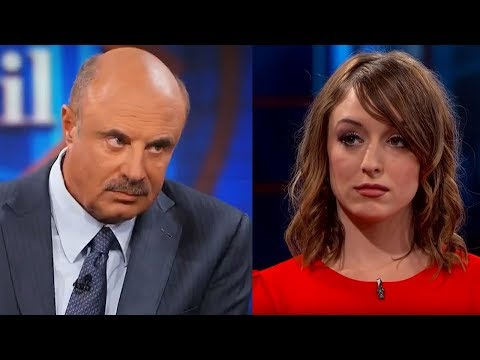 Dr Phil If Your Boyfriend Hits You Its a Sign of Love Crazy Girlfriends | React Couch|
