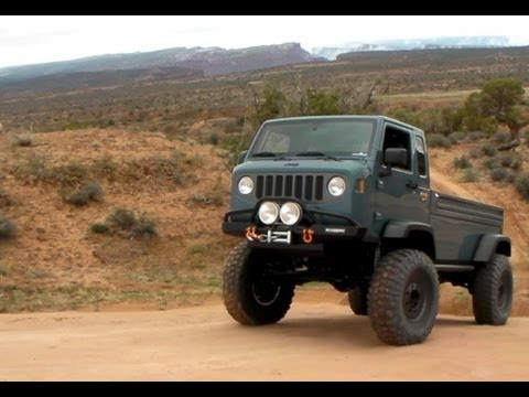 2012 easter jeep safari mighty fc concept takes on moab utah youtube. Black Bedroom Furniture Sets. Home Design Ideas