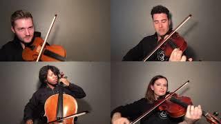 Speechless - Dan and Shay (String Quartet Cover) - Classern Quartet