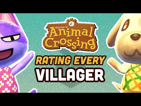 Rating Every Villager In New Horizons