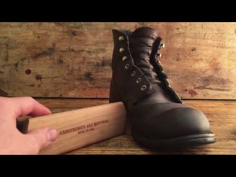 Red Wing Iron Ranger Boot Cleaning and Care