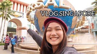 🎡Mampir ke Universal Studios Singapore!!!