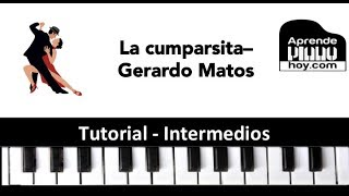 Tutorial Piano - La Cumparsita