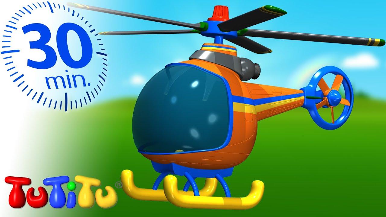 Lên trên bầu trời   máy bay trực thăng   Biên soạn TuTiTu