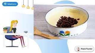 Бисквитный кулич. Рецепты блюд с фото простые и вкусные
