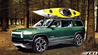 Is the Rivian R1S Electric SUV a Range Rover Killer?
