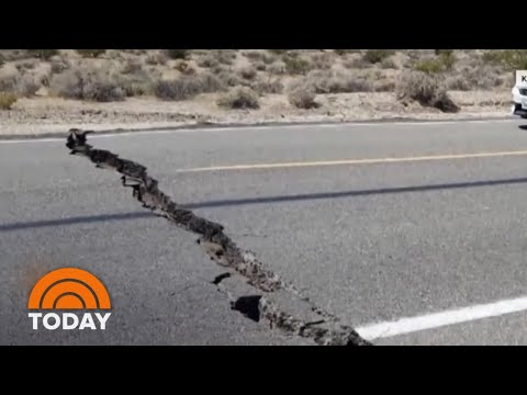 Is Southern California Ready For A Massive Quake? | TODAY