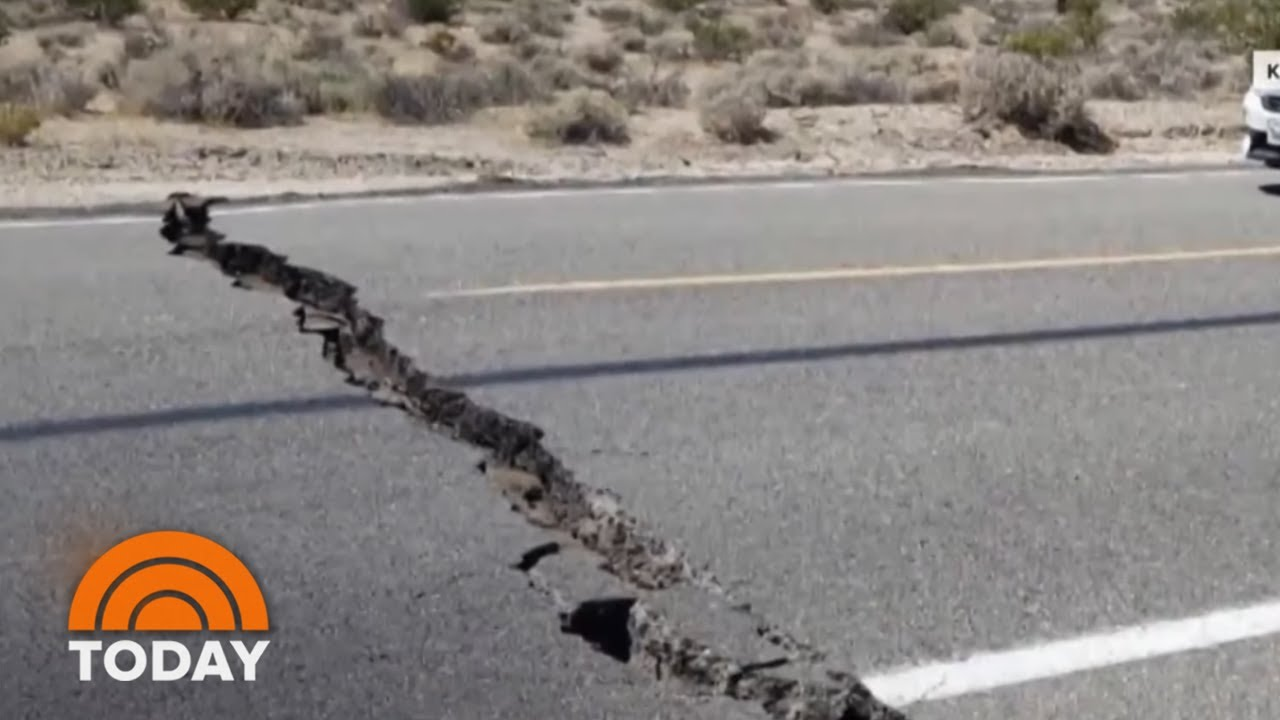 Is 'The Big One' next? California was shaking again Tuesday, with four earthquakes of 3.5 or greater