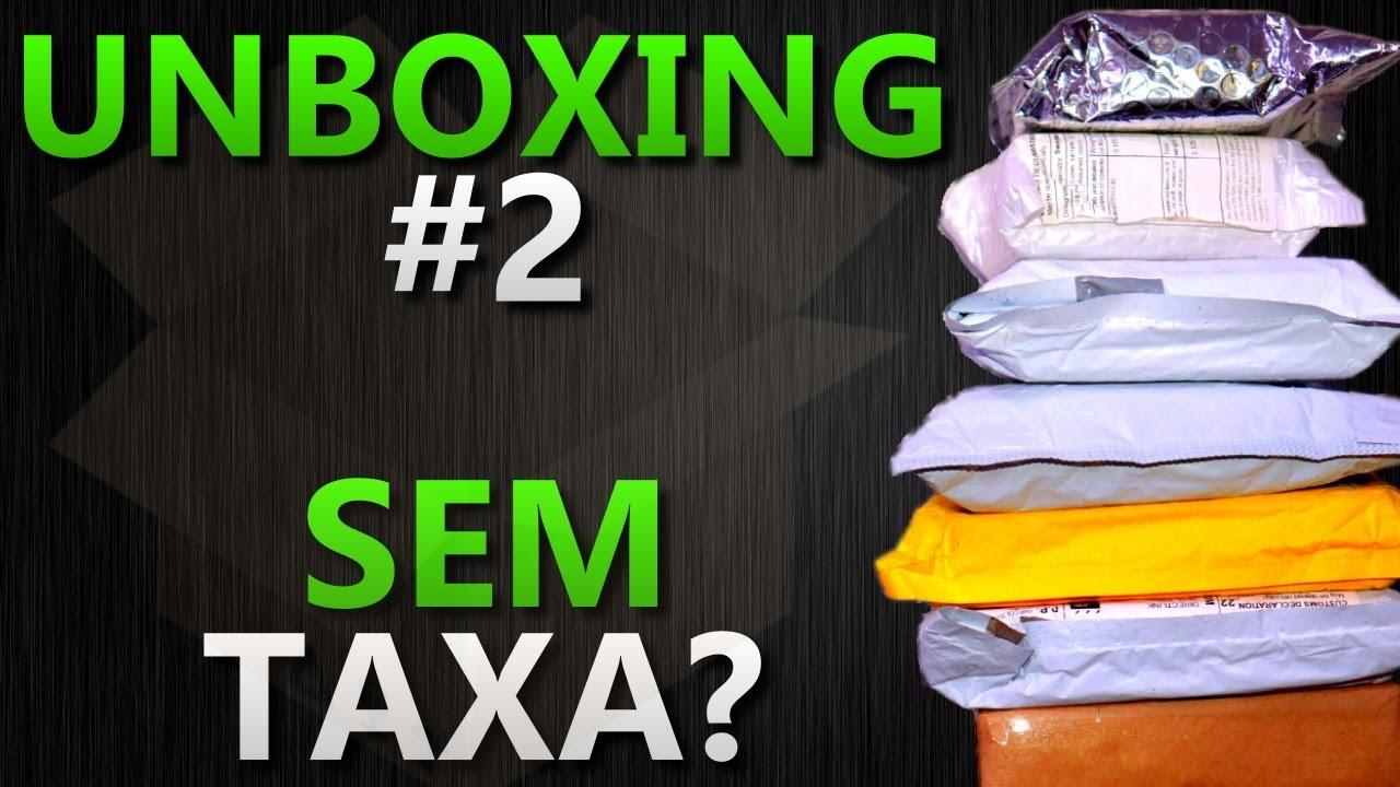 UNBOXING: Produtos Baratos Importados SEM TAXA do AliExpress #2