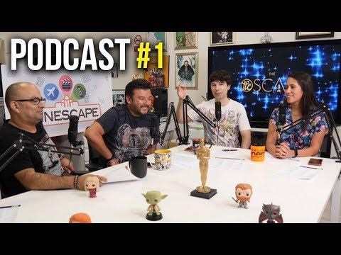 Podcast Cinescape #1: Nuestras Predicciones Al Premio Óscar 2020