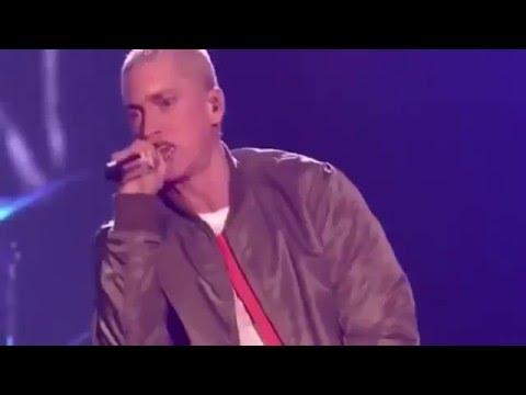 Eminem - Rap God Live