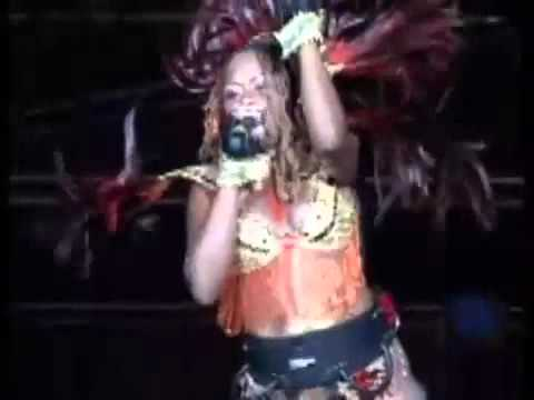 Claudette Peters   Bring It On Live! Antigua Carnival 08