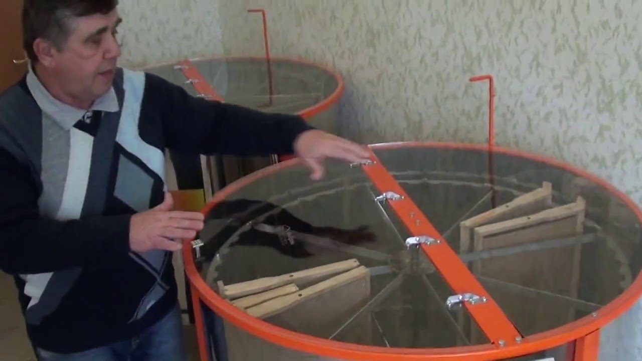 радиальная медогонка грановского